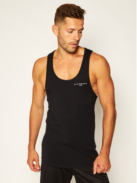 John Richmond John Richmond Tank top Arlon UMA19003CN Černá Regular Fit