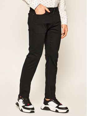 Hugo Hugo Slim Fit Jeans 708 50426179 Schwarz Slim Fit