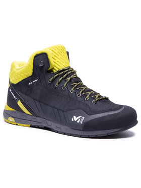 Millet Millet Παπούτσια πεζοπορίας Amuri Leather Mid Dry M MIG1801 Μαύρο