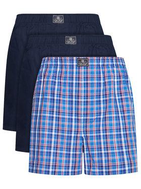 Polo Ralph Lauren Polo Ralph Lauren Set 3 perechi de boxeri Classic 714830273002 Colorat