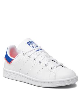 adidas adidas Buty Stan Smith J GZ9924 Biały