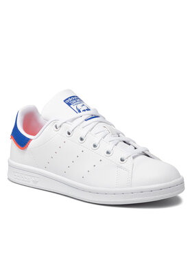 adidas adidas Pantofi Stan Smith J GZ9924 Alb