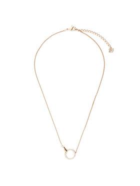 Swarovski Swarovski Collier Necklace Hand 5489573 Rose