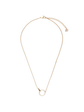 Swarovski Swarovski Halskette Necklace Hand 5489573 Rosa