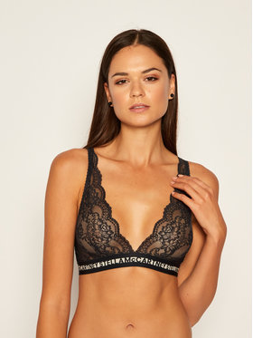 Stella McCartney Stella McCartney Reggiseno Bralette Whitney Popping S6RG40850.41212 Blu scuro