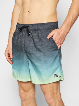 Billabong Billabong Plavecké šortky All Day S1LB09 BIP0 Barevná Regular Fit
