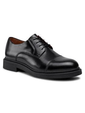 Gino Rossi Gino Rossi Обувки MI08-C878-877-06 Черен