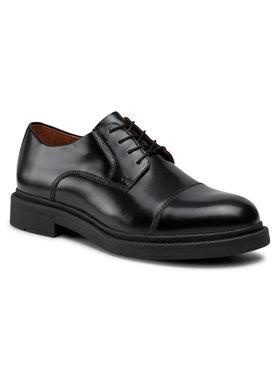 Gino Rossi Gino Rossi Pantofi MI08-C878-877-06 Negru