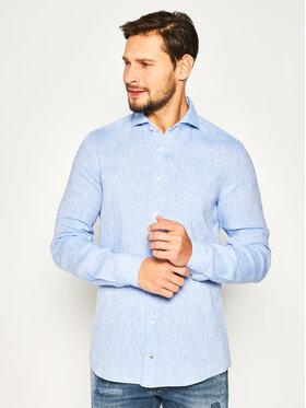 Joop! Joop! Košile 17 Jsh-69Pajos 30019770 Modrá Slim Fit