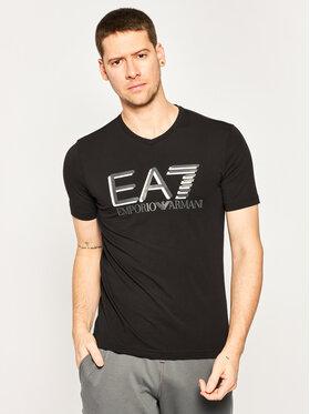 Emporio Armani Emporio Armani T-Shirt 3HPT57 PJ03Z 1200 Černá Regular Fit