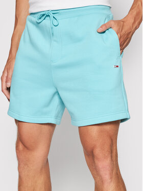 Tommy Jeans Tommy Jeans Pantaloncini sportivi Tjm Tommy Classics Beach DM0DM10632 Blu Regular Fit