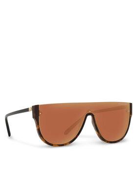 Michael Kors Michael Kors Okulary przeciwsłoneczne Aspen 0MK2151 30067P Brązowy