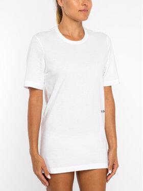 Calvin Klein Underwear Calvin Klein Underwear Σετ 2 T-Shirts Statement 1981 000QS6198E Λευκό Regular Fit