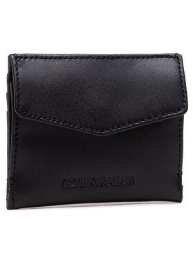 Calvin Klein Jeans Calvin Klein Jeans Puzdro na kreditné karty Cardcase W/Coin K50K506794B Čierna