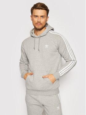 adidas adidas Sweatshirt adicolor Classics 3-Stripes H06675 Gris Regular Fit