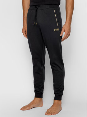 Boss Boss Teplákové kalhoty Tracksuit 50442817 Černá Regular Fit