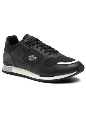 Lacoste Lacoste Sneakersy Partner Piste 01201 Sma 7-40SMA0025231 Czarny