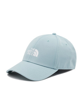 The North Face The North Face Czapka z daszkiem Recycled 66 Classic Hat NF0A4VSVBDT1 Niebieski