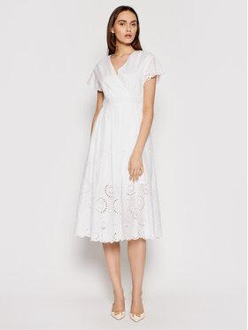 MAX&Co. MAX&Co. Vasarinė suknelė Ode 62210621 Balta Regular Fit