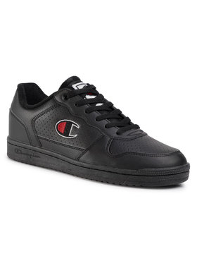 Champion Champion Sneakersy Chicago Men Low S20880-S20-KK001 Čierna