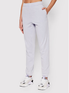 DKNY Sport DKNY Sport Долнище анцуг DP1P2777 Син Relaxed Fit