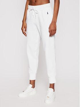 Polo Ralph Lauren Polo Ralph Lauren Melegítő alsó Akl 211794397002 Fehér Relaxed Fit