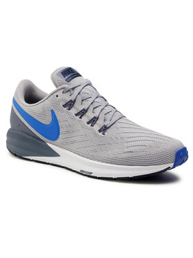 Nike Nike Topánky Air Zoom Structure 22 AA1636 003 Sivá
