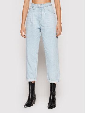Calvin Klein Jeans Calvin Klein Jeans Blugi Baggy J20J216482 Albastru Relaxed Fit