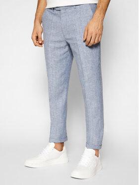 Jack&Jones PREMIUM Jack&Jones PREMIUM Pantaloni di tessuto Ray 12185133 Blu Super Slim Fit