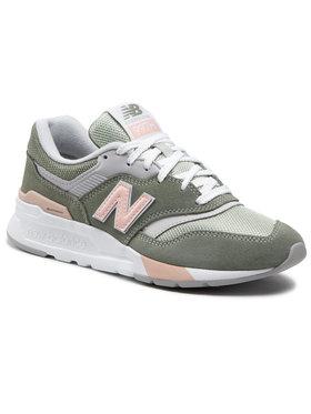 New Balance New Balance Sneakersy CW997HVC Zielony