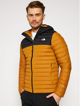 The North Face The North Face Pernate jakne Stretch NF0A3Y55HFQ1 Žuta Slim Fit