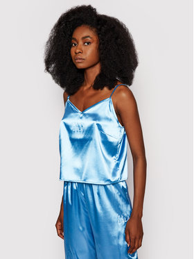 PLNY LALA PLNY LALA Μπλούζα πιτζάμας Susan PL-KO-A3-00002 Σκούρο μπλε