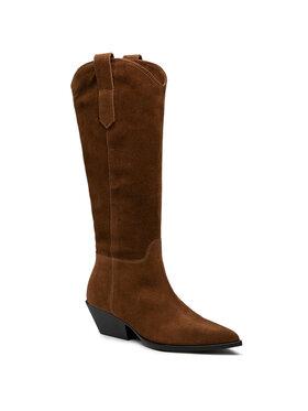 Furla Furla Μπότες West YD48FWT-Y61000-03B00-4-401-20-IT Καφέ