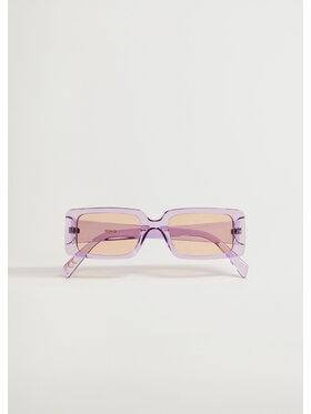 Mango Mango Okulary przeciwsłoneczne Layla 87055687 Fioletowy