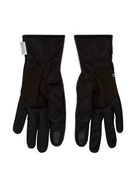 Salewa Salewa Dámske rukavice Ws Finger Gloves 025858 Čierna