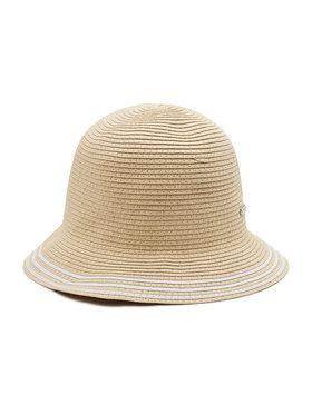Lauren Ralph Lauren Lauren Ralph Lauren Chapeau Pkbl Cloche-Hat 454838508002 Beige