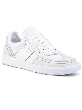 Guess Guess Sneakers Mercurio FM6NET LEA12 Alb