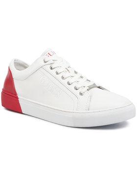 Guess Guess Laisvalaikio batai Luiss FM5LUI LEA12 Balta