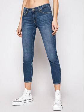 Lee Lee Skinny Fit Jeans Scarlett L526QDTN Dunkelblau Skinny Fit
