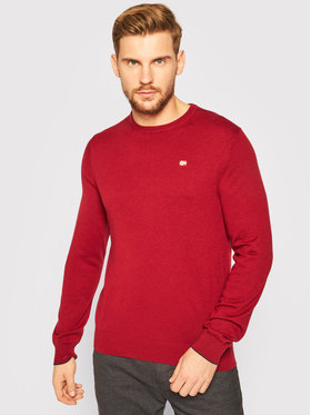 Napapijri Napapijri Sweater Damavand C 2 NP0A4EMW Bordó Regular Fit