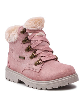 Superfit Superfit Ορειβατικά παπούτσια GORE-TEX 1-009454-5500 M Ροζ