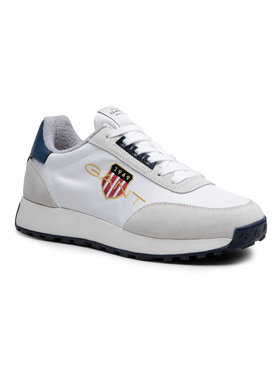 Gant Gant Sneakersy Garold 22639640 Biały