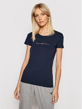 Emporio Armani Underwear Emporio Armani Underwear Marškinėliai 163139 1P223 00135 Tamsiai mėlyna Regular Fit