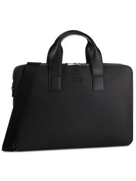 Lacoste Lacoste Taška na laptop Computer Bag NH2921CE Čierna