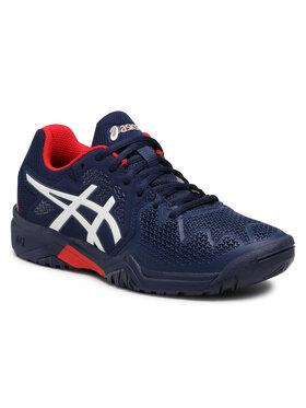 Asics Asics Chaussures Gel-Resolution 8 Gs 1044A018 Bleu marine
