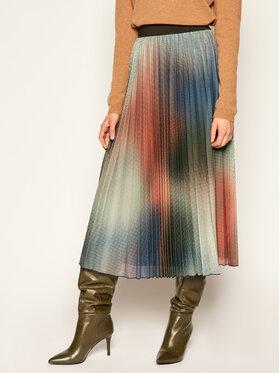 MAX&Co. MAX&Co. Plisovaná sukně Diga 67749920 Barevná Regular Fit