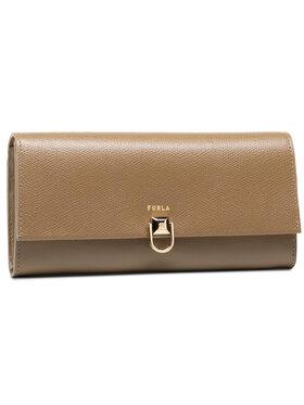 Furla Furla Veľká dámska peňaženka Miss Mimi WP00066-A.0295-FAN00-1-007-20-CN-P Zelená