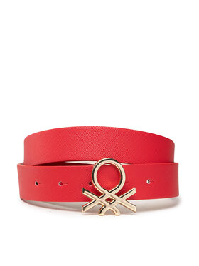 United Colors Of Benetton United Colors Of Benetton Ceinture femme 6HEEDB0H5 Rouge