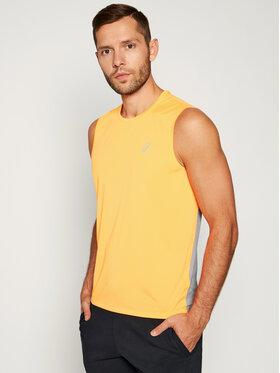 Asics Funkčné tričko Race Singlet 2011A780 Oranžová Regular Fit