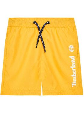 Timberland Timberland Pantaloncini da bagno T24B44 D Giallo Regular Fit